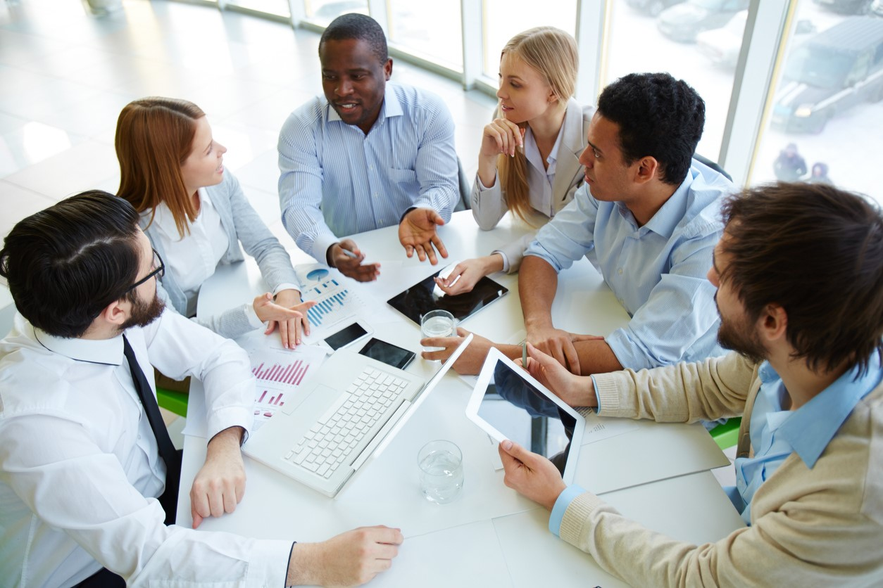 Keep customers meeting